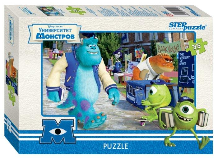 Пазл Step puzzle Disney Университет монстров (91121), 35 дет.