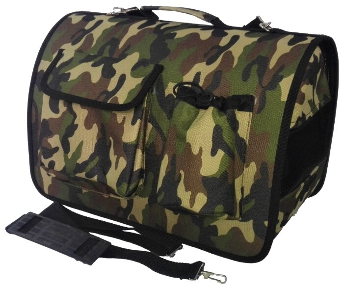 Переноска-сумка для кошек и собак LOORI Z2369 46х28х29 см