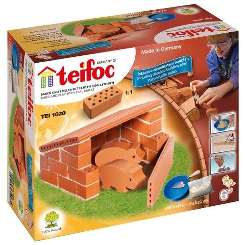 Конструктор TEIFOC Starter TEI1020 Свинарник
