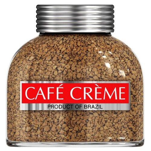 Кофе растворимый Cafe Creme, стеклянная банка, 90 г roseliane creme
