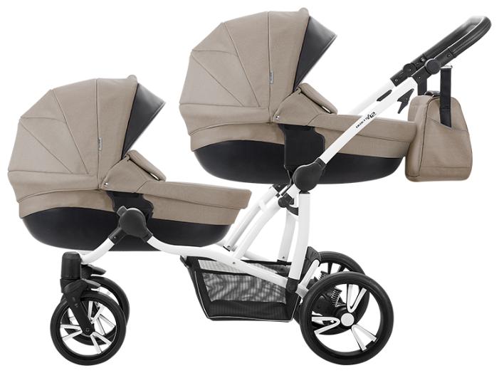 Универсальная коляска Bebetto 42 Comfort 2017 (2 в 1)