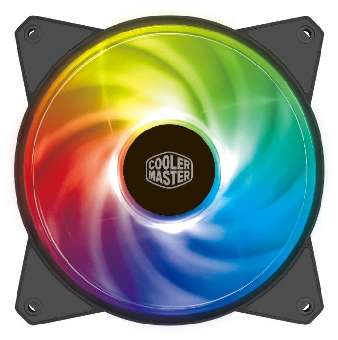 Система охлаждения для корпуса Cooler Master MasterFan MF120R ARGB