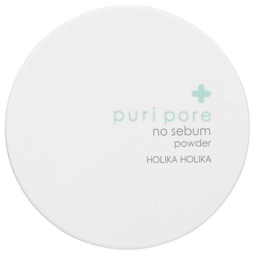 Holika Holika рассыпчатая пудра для лица Puri Pore No Sebum Powder
