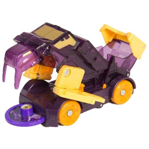 Интерактивная игрушка трансформер РОСМЭН Дикие Скричеры. Линейка 2. Баттлтаск (35891) интерактивная игрушка трансформер росмэн дикие скричеры линейка 2 манкиренч 34825 красный