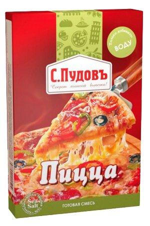 С.Пудовъ Мучная смесь Пицца, 0.35 кг