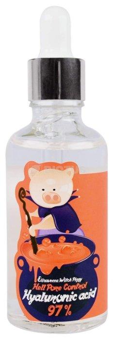 Elizavecca Witch Piggy Hell-Pore Control Hyaluronic Acid 97% Сыворотка для лица