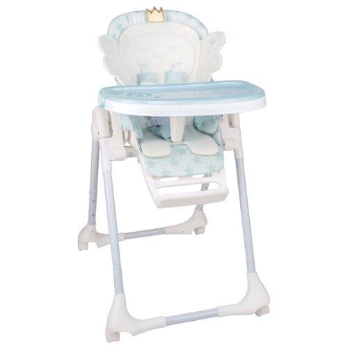 Стульчик для кормления Happy Baby Wingy sky