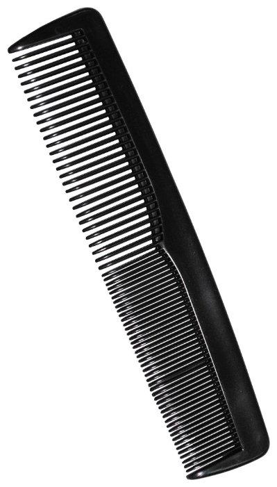 Beauty Расчёска для волос карманная черная