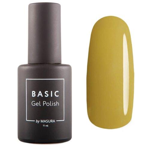 Гель-лак Masura Basic, 11 мл, оттенок Цейлон masura гель лак basic цвет 294 228m калифорния 3 5 мл