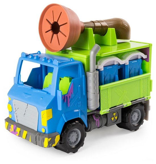 Игровой набор Spin Master Flush Force - Машина-транспортер 38804