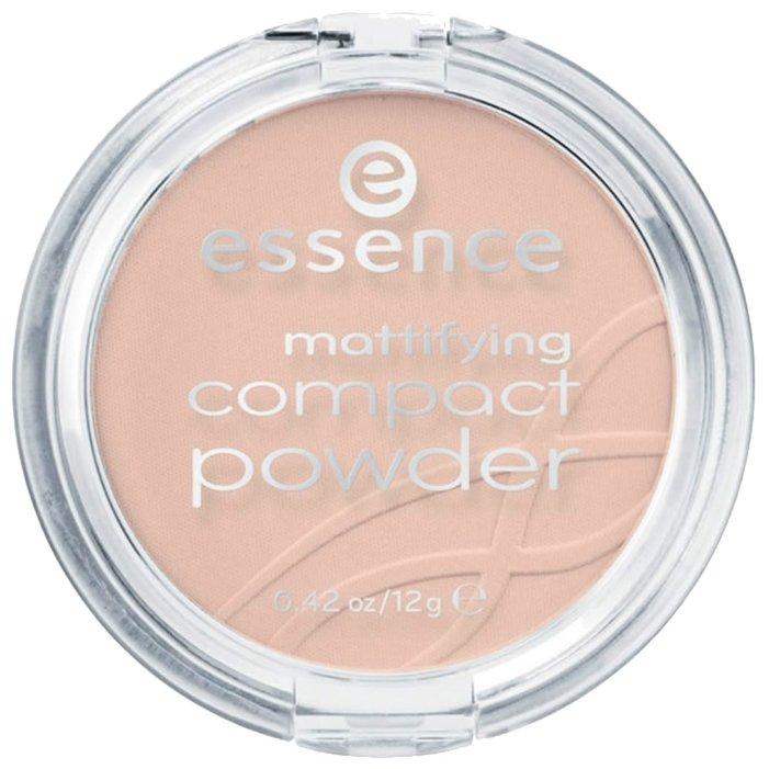 Essence пудра компактная матирующая Mattifying Compact Powder