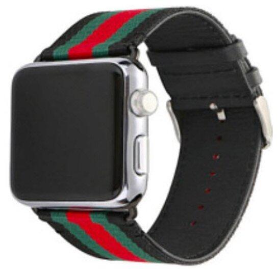 Karmaso Ремешок для Apple Watch 42 мм Gucci