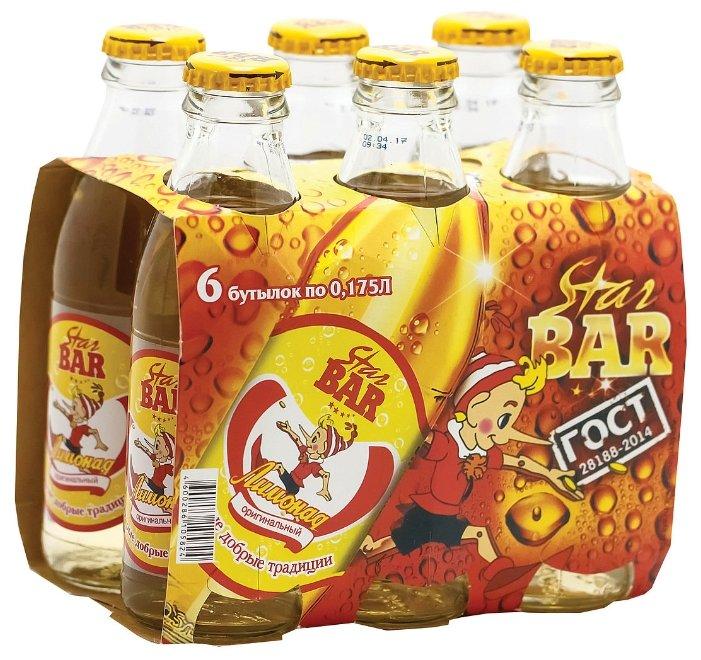 Газированный напиток Star Bar Содовая 0,175 л, 0.18 л. x 6