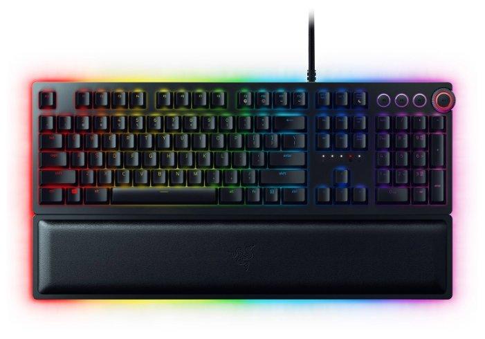Клавиатура Razer Huntsman Elite Black USB