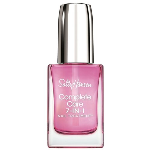 Базовое и верхнее покрытие Sally Hansen Complete Care Nail Treatment 7в1 13.3 мл прозрачный
