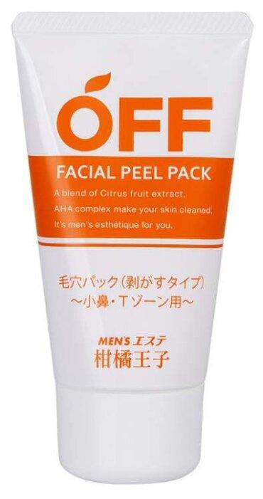 Roland Маска-пленка для очищения пор кожи носа и T-зоны с экстрактами цитрусовых OFF