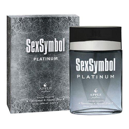 Купить Туалетная вода Apple Parfums SexSymbol Platinum, 100 мл