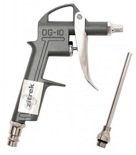 Пневмопистолет продувочный zitrek DG-10-3 (удлиненный)