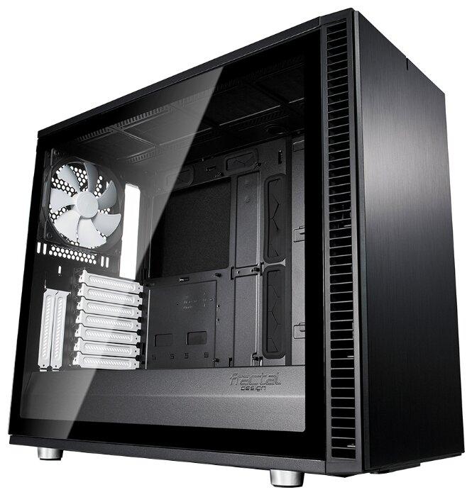 Fractal Design Компьютерный корпус Fractal Design Define S2 TG Black