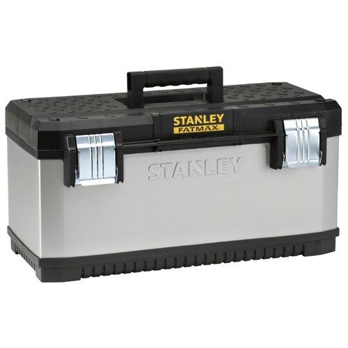 Ящик STANLEY FatMax 1-95-616 58.4 х 29.3 x 29.5 см серый/черныйЯщики для инструментов<br>