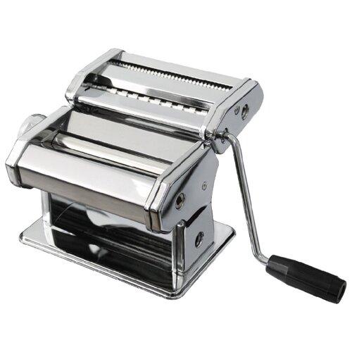 Машинка для изготовления пасты Kelli KL-4110 серебристый лапшерезка 167 мм kelli kl 4110