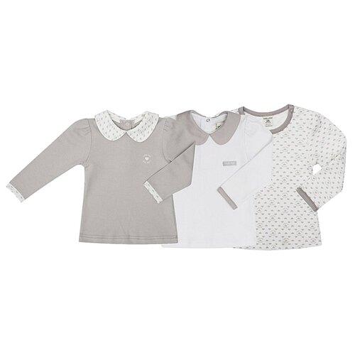 Кофта lucky child размер 26, бежевыйФутболки и рубашки<br>