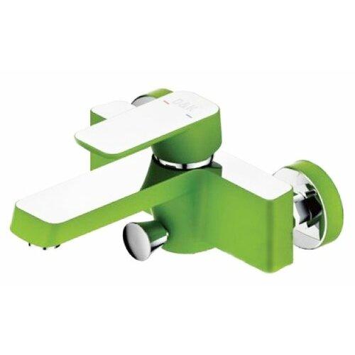 Душевой набор (гарнитур) D&K DA143321x зеленый/хром душевой набор гарнитур argo 101