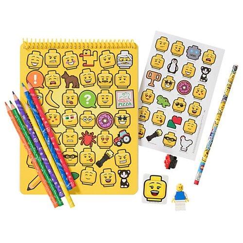 Купить LEGO Канцелярский набор для рисования Iconic (51180), Наборы для рисования