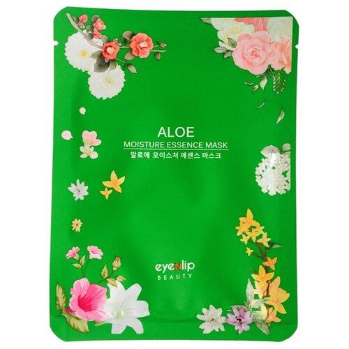 Eyenlip Moisture Essence Mask Aloe тканевая маска с экстрактом алоэ, 25 млМаски<br>