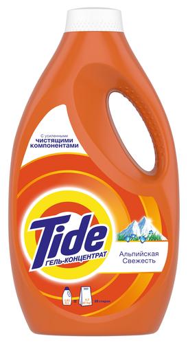Гель для стирки Tide для белого и цветного Альпийская свежесть