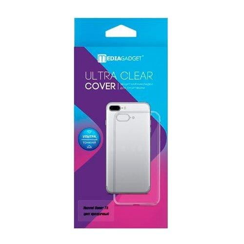 Чехол Media Gadget ESSENTIAL CLEAR COVER для Huawei Honor 7A прозрачный