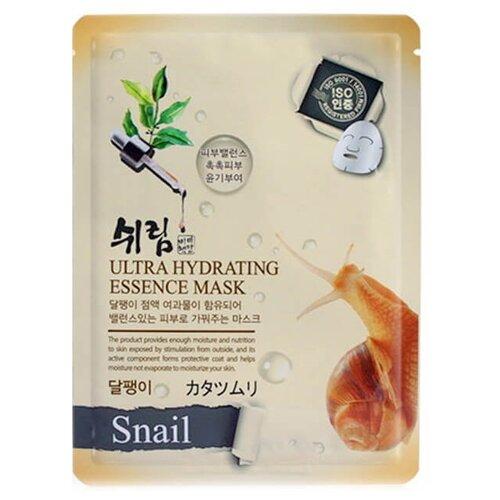 Shelim Увлажняющая тканевая маска с улиточным муцином, 25 млМаски<br>
