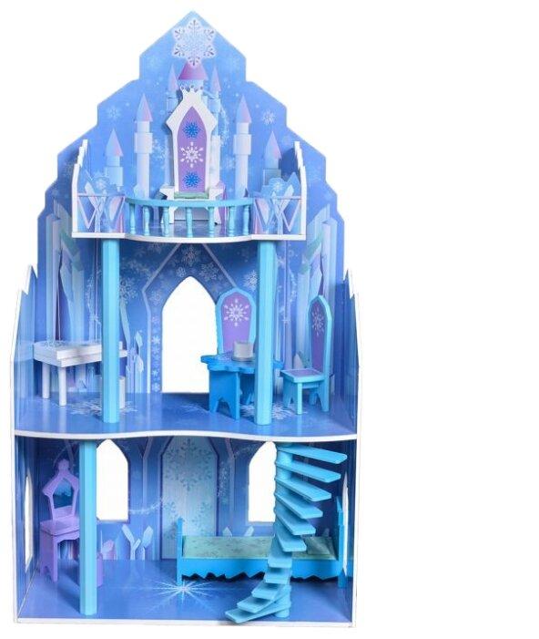 """Eco Toys кукольный домик """"Lodowa"""" 4111"""