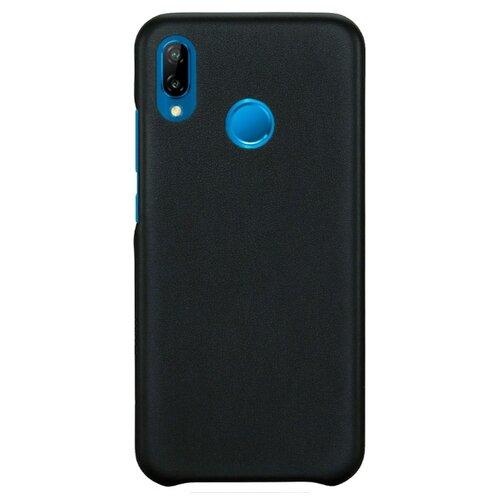 Чехол-накладка G-Case Slim Premium для Huawei P20 Lite (накладка) черный чехол книжка smarterra shellcase sc18hp20lbk для huawei p20 lite черный