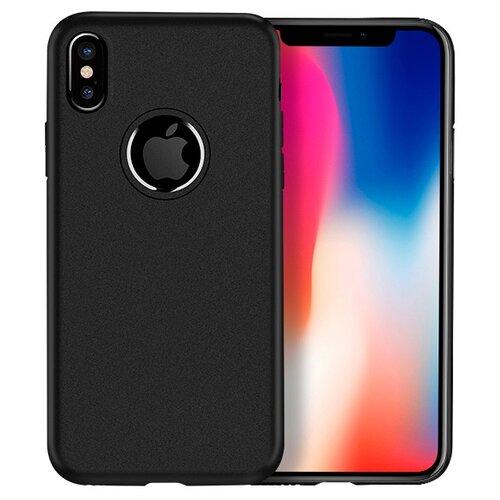 Чехол Hoco Fascination для Apple iPhone X черныйЧехлы<br>