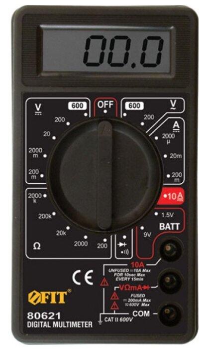 Мультиметр FIT DM830 (80621)