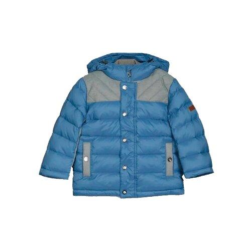 Купить Куртка ЁМАЁ размер 104, синий, Куртки и пуховики