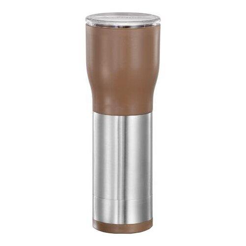 Tescoma Мельница для мускатного ореха Grandchef серебристый/коричневыйСолонки, перечницы и емкости для специй<br>