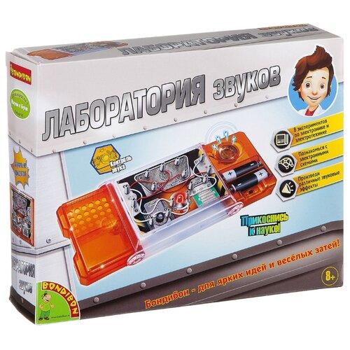 Набор BONDIBON Лаборатория звуков (ВВ2362), Наборы для исследований  - купить со скидкой