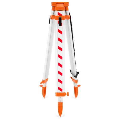 Штатив телескопический RGK S6-Z оранжевый/белый/красный