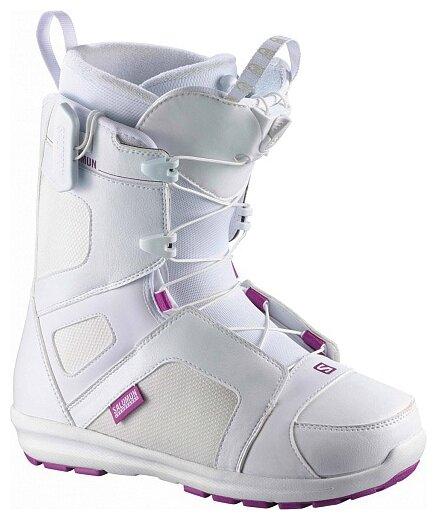 Ботинки для сноуборда Salomon Scarlet