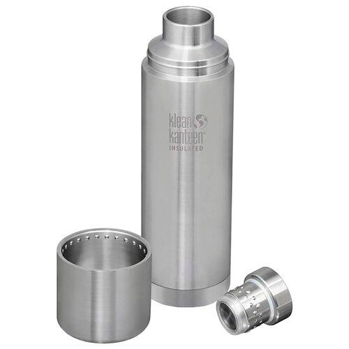 Классический термос Klean Kanteen Insulated TKPro (1 л) brushed stainlessТермосы и термокружки<br>