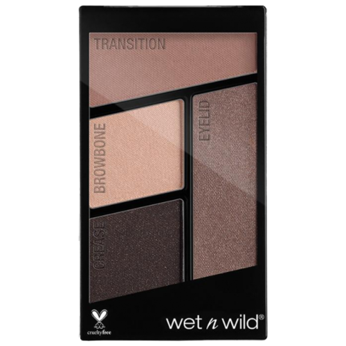 Wet n Wild Палетка теней для век Color Icon Eyeshadow Quad silent treatment wet n wild палетка теней для век color icon eyeshadow quad petalette