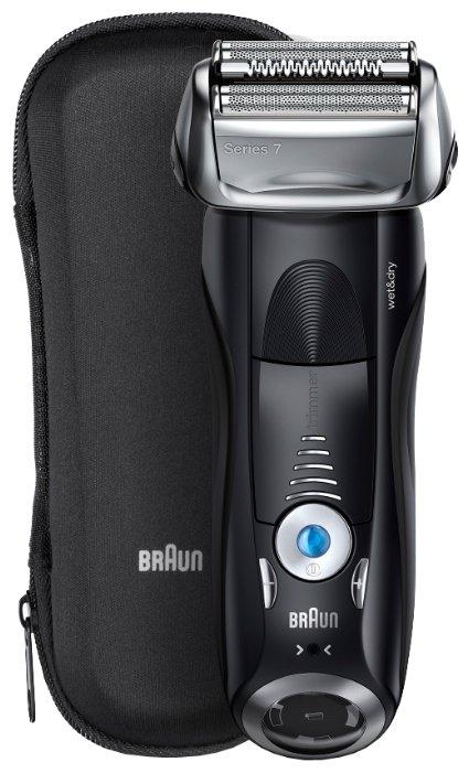 Электробритва Braun Series 5 5140s, черная