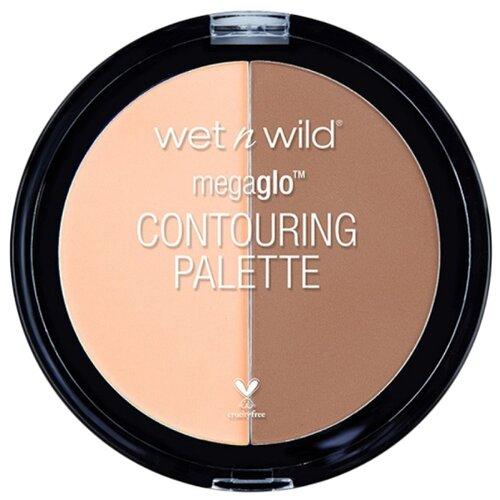 Wet n Wild Набор для контуринга Megaglo Contouring Palette Contour dulce de leche