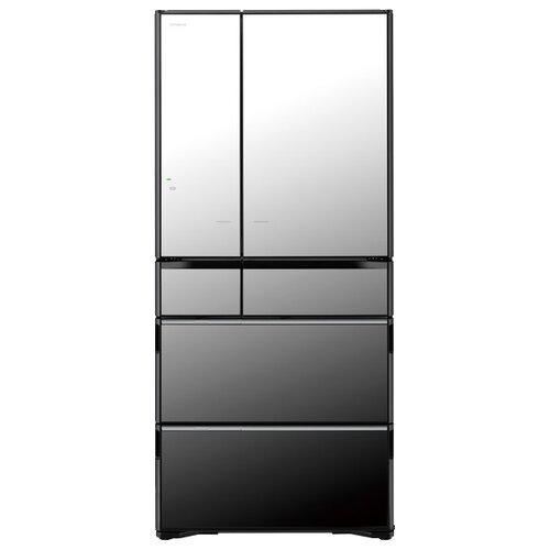 Холодильник Hitachi R-X690GUX холодильник hitachi r vg662pu7gbk