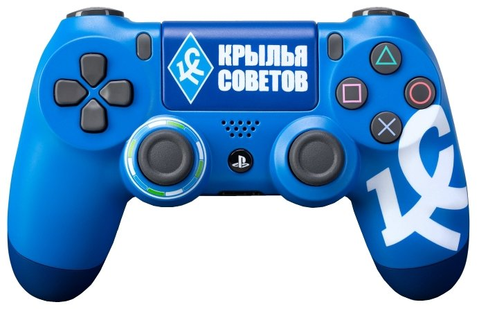 Sony Геймпад Sony DualShock 4 FC Krylya Sovetov