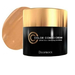 Deoproce Color Combo CC крем SPF49 40 гр