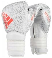Боксерские перчатки adidas Hybrid 300 Limited Edition белый 14 oz