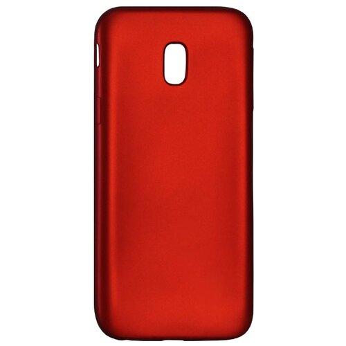 Купить Чехол Volare Rosso Soft-touch для Samsung Galaxy J3 2017 (силикон) красный